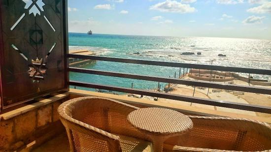 Byblos Sur Mer: Room view