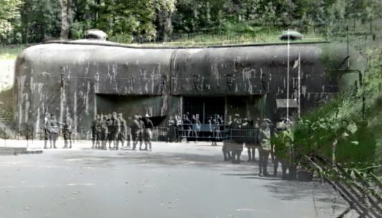 Ouvrage du Galgenberg - Ligne Maginot Secteur Fortifie du Bois de Cattenom