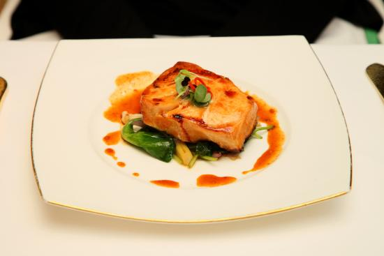 Wing Lei: Chilean Sea Bass