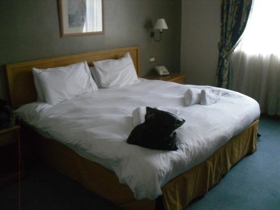 Blaby Hotel: room