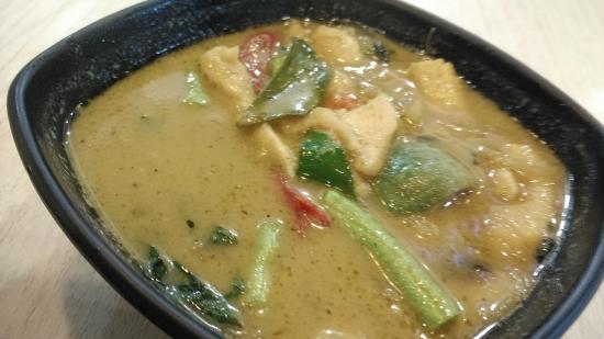 Thai Affair: Green Curry - Chicken