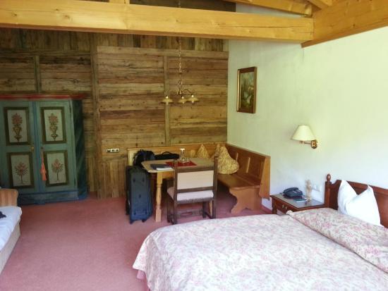 Rasmushof Hotel Kitzbühel: Tolles Zimmer