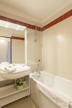 Residhotel Central Gare : salle de bain