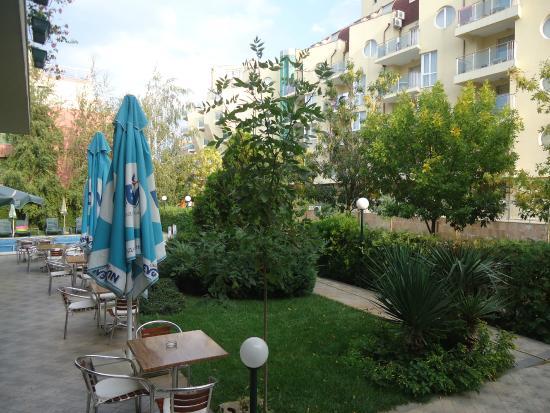 Hotel Aurelia: Территория отеля