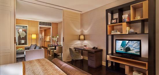 Ascott Raffles Place Singapore: Collyer Suite