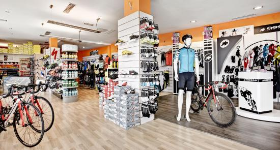 Bimont Bike Shops Alcudia