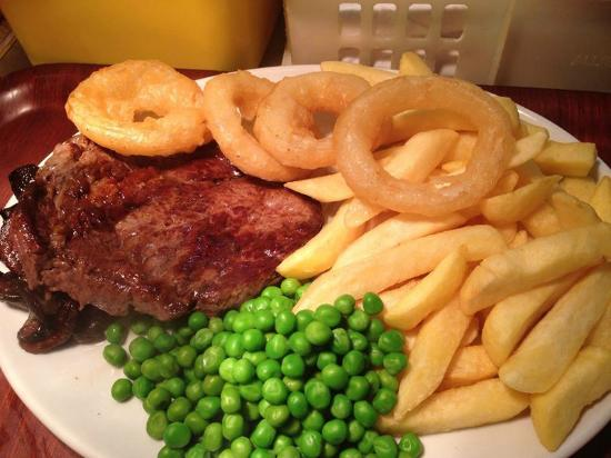 one of our steak meals