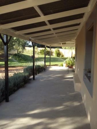 Bella de Karoo: porch