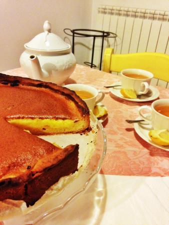 La Valle a Polvereto: Tea Time!