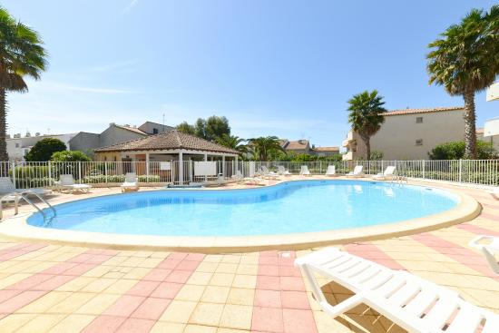 ResidHotel Le Mayflower: Piscine