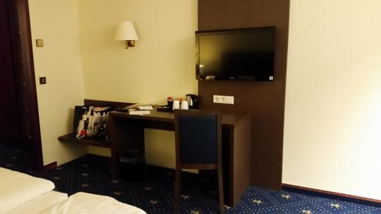 Novum Hotel Imperial Frankfurt Messe: Chambre