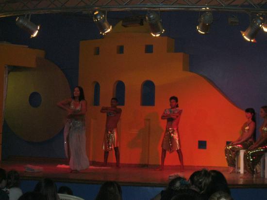 Le Pacha Resort: Вечернее ноу