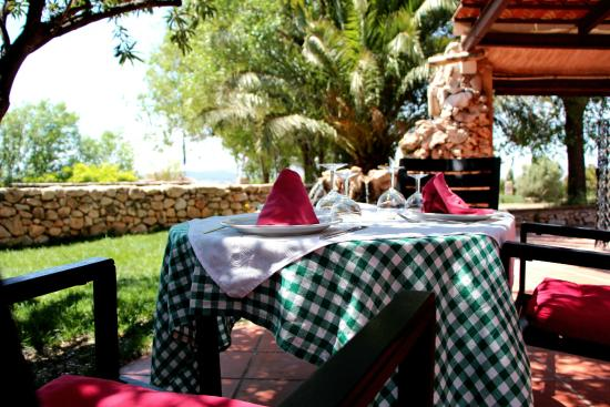 Restaurante Los Balcones: Terraza