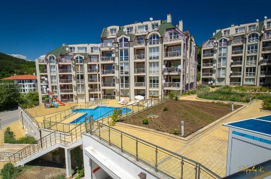 Aparthotel Kavarna Hills