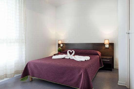 Residhotel les hautes d 39 andilly hotel france voir les for Resid hotel