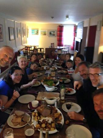 The Kings Arms: Happy Birthday Lunch