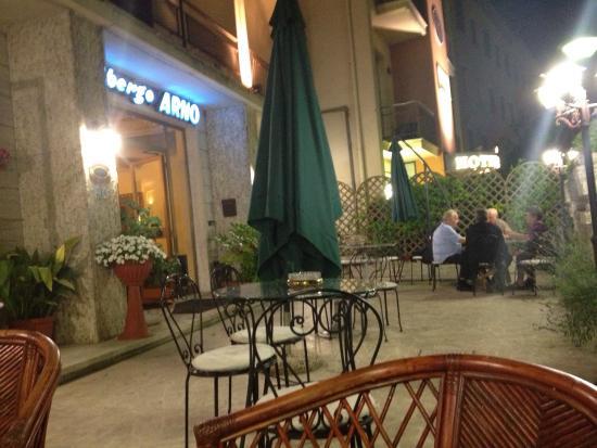 Hotel Arno: Piccolo è accogliente...ci piace!!!!
