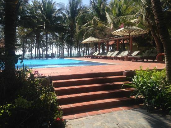 Sunny Beach Resort : бассейн