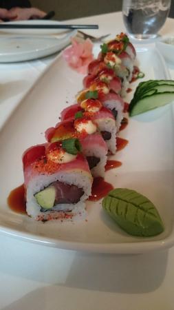 Erawan Thai Restaurant and Bar: Spicy Tuna Roll