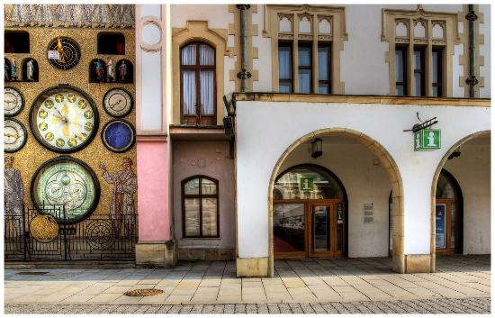 Information centre Olomouc