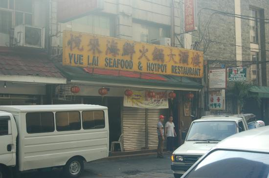 Yue Lai Seafood and Hotpot Restaurant