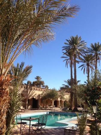 Kasbah Le: Lovely pool