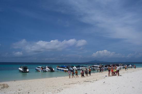 Snorkeling - Bild från Bamboo Island, Ko Phi Phi Don - TripAdvisor