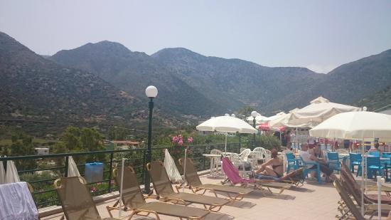Vue depuis le restaurant de l 39 h tel photo de bali paradise hotel bali - Marseille bali meilleur prix ...