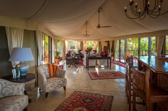 The Elephant Camp West