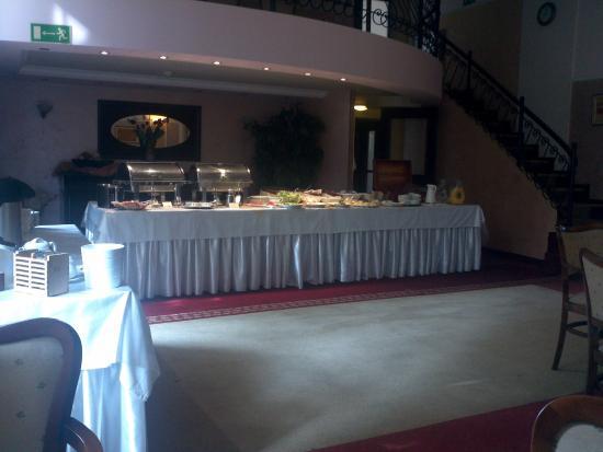 Hotel Stara Poczta: Breakfast room