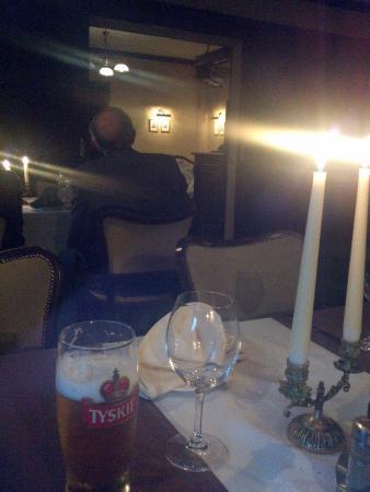 Hotel Stara Poczta: Restaurant