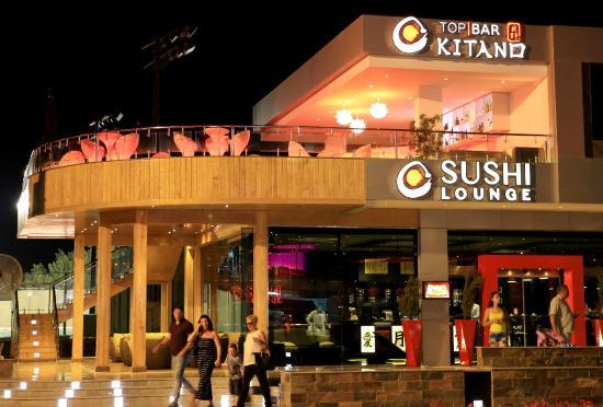 Kitano Top Bar
