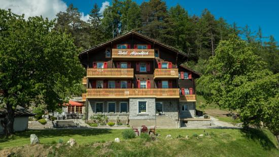 Zeneggen, สวิตเซอร์แลนด์: Ostansicht