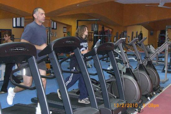 Adham Compound Hotel: X-GYM fitness centre and Spa