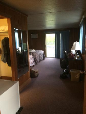 Thunderhart Golf Course at Sunny Hill: Our room