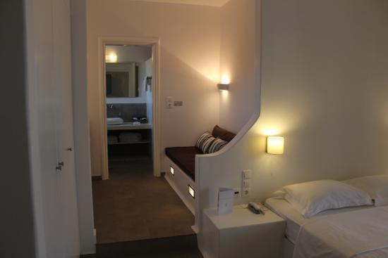 """Santa Maria Luxury Suites: Ingresso della camera """"quartz"""""""