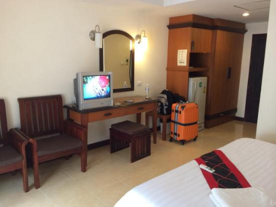 Siam View Residence: room