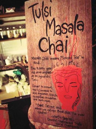 Petaling District, Malaysia: Our popular Masala Chai
