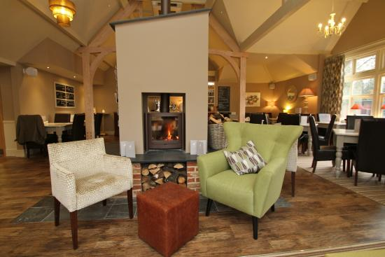 Breckland Lodge: The Coffee Lounge