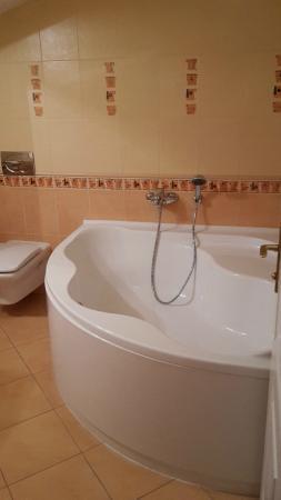 Hotel Carpe Diem : Bath