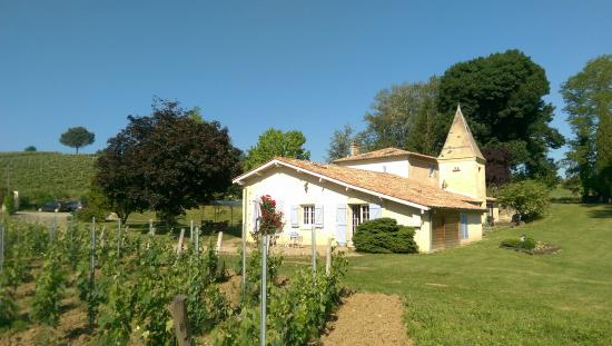 Le Moulin de la Grangere: nice and quiet