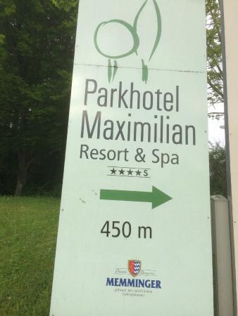 Parkhotel Maximilian Ottobeuren: Hotel