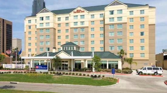Hilton Garden Inn Houston Galleria Area: Exterior