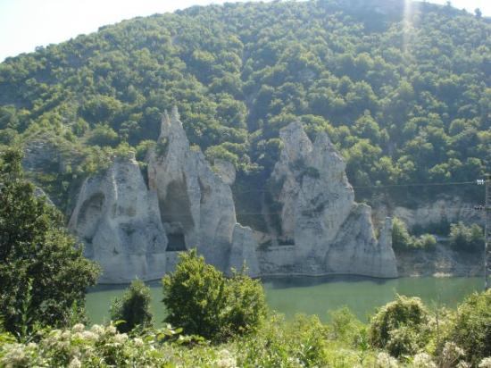 The Wonderful Rocks (Чудните скали): The Wonderful Rocks