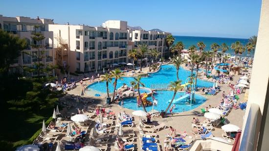 Family Life Alcudia Pins: Room View