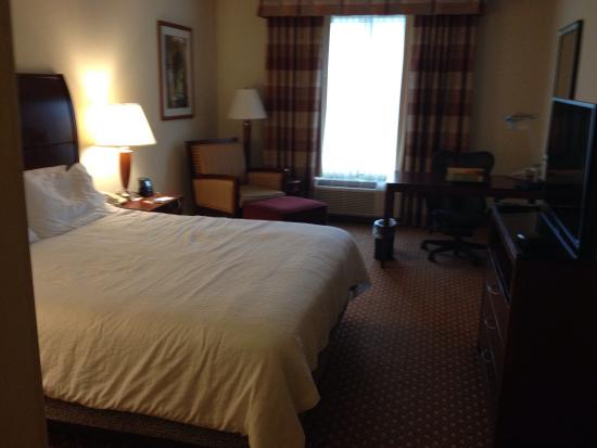 Hilton Garden Inn Harrisburg East: King room