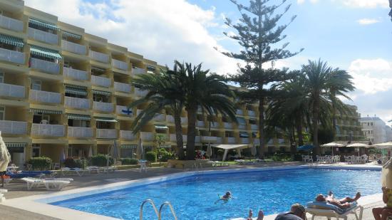 Jardin del Atlantico: piscina