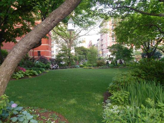 The Jefferson Market Garden