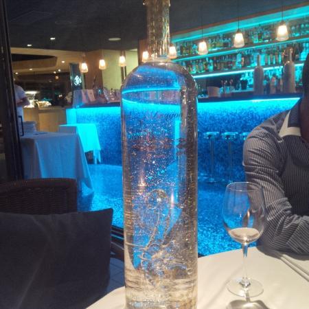 Restaurante Coco Beach: Golden Vodka