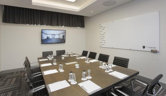 The Capital Moloko: Boardroom